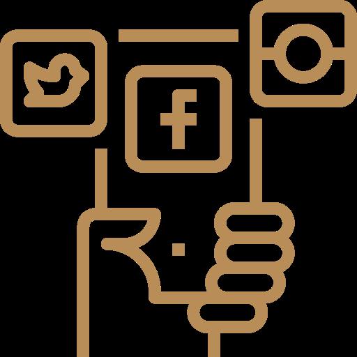 Social media Nepos Villae
